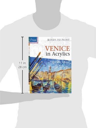 Venice in Acrylics (Ready to Paint)
