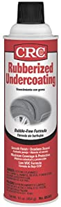 CRC 05347 Rubberized Spray Undercoating - 16 Wt Oz. from CRC