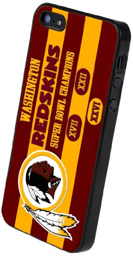 Best Price Forever Collectibles Washington Redskins Commemorative Hard Snap-On Apple iPhone 5 & 5S Case