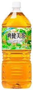 [2CS] 爽健美茶 (2L×6本)×2箱