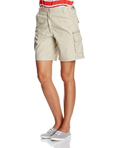 Trespass Switch - Pantalones cortos para mujer, color gris, talla XL