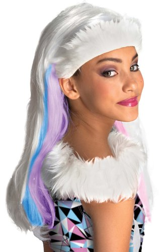 Monster High Abbey Bominable Child Wig