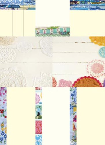 Homespun Style Sticky Notes