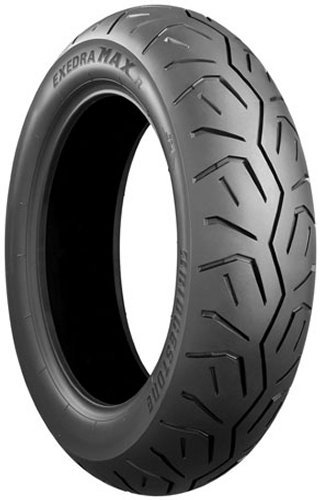 Bridgestone Exedra Max Rear Motorcycle Radial Tire - 190/60R17 78V