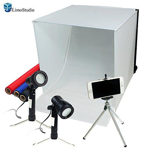 "Studio Lighting Box: LimoStudio 16"" X 16"" Table Top Photo Photography Studio"