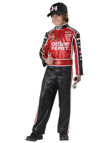 Tony Stewart Kids Costume Md Kids Boys Costume