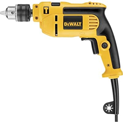DEWALT DWE5010 1/2-Inch Single Speed Hammer Drill