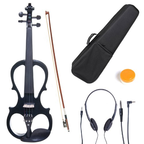 cecilio-l1-2cevn-l1bk-size-1-2-electric-violin-black