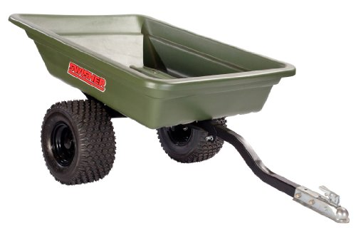 Swisher 12007 16 Cubic Feet ATV Poly Dump Cart image