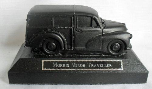Morris Minor Traveller - Coal Model - Hand Crafted - 202