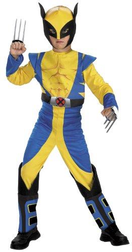 Déguisement Wolverine X-Men enfant