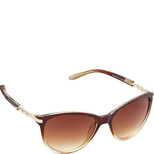 union-bay-womens-u280-brf-cateye-sunglasses-brown-fade-57-mm