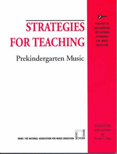 Strategies for Teaching Prekindergarten Music (Strategies...