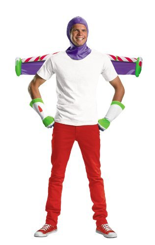 Toy Story - Buzz Lightyear Alternative Adult Costume Kit