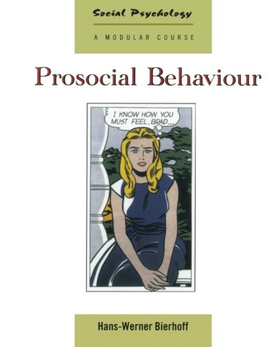 an introduction to the analysis of prosocial behavior