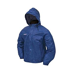 Frogg-toggs Pro Action Jacket Blue Pa63102-12
