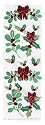 Martha Stewart Crafts Holly and Mistletoe Stickers