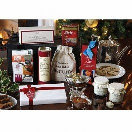 Irish Pantry Hamper Basket