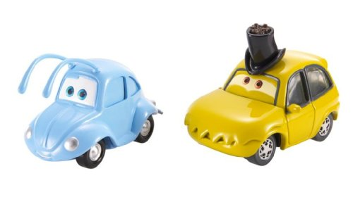 Cars Movie Moments - Flik & P.T. Flea