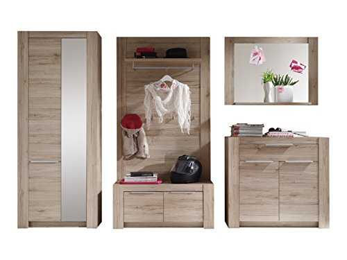 garderobe mit sitzbank bei otto versand online kaufen. Black Bedroom Furniture Sets. Home Design Ideas