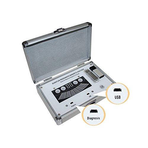 3rd Generation 32 Reportes 2014 - USB Power Quantum Magnetig Resonance Analyzer (Small)