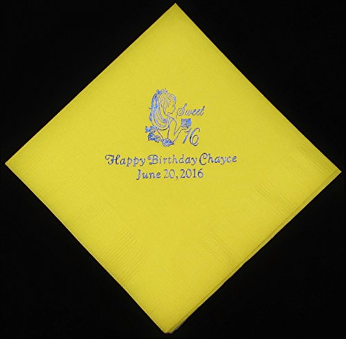 75 personalized beverage napkins wedding favors custom printed napkins wedding napkins custom printed