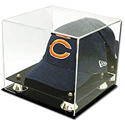 BCW Deluxe Acrylic Cap/Hat Display - With Mirror - 1 Display per Pack