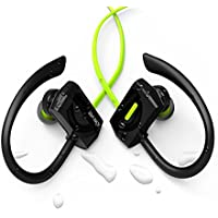 iClever Bluetooth Headphones 4.1 Wireless Sport In-Ear Noise Cancelling Sweatproof Sports Earphone (BoostRun)