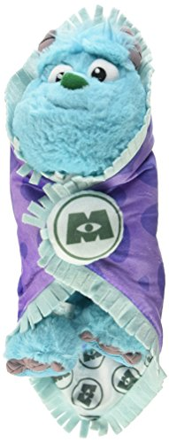 Disney Theme Parks Baby Sulley Plush with Blanket