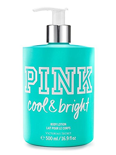 VICTORIA'S SECRET PINK COOL & BRIGHT BODY LOTION 16.9 FL OZ (Cool Lotion compare prices)