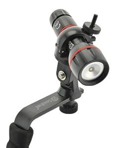 Buy Seashell SS-Light Stay-arm & LED Light Pack for Underwater Camera Housing - Black by Seashell