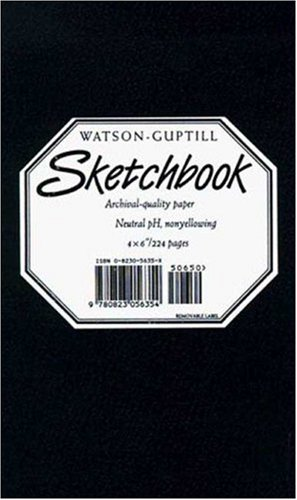 Sketchbook (Blank Book)