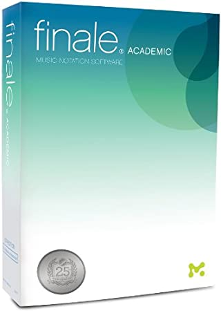 Finale 2014 Music Notation Software - Academic Edition