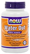 NOW Foods Water-OutTm 100 Vcaps