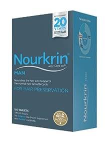 Nourkrin Man 180 Tablets (3 Month Supply)