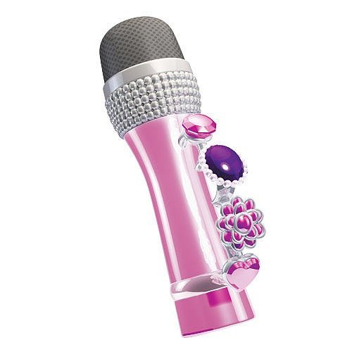 First Act Discovery Sparkle N Sing Microphone