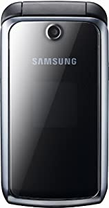 Samsung SGH-M310 steel-grey Handy