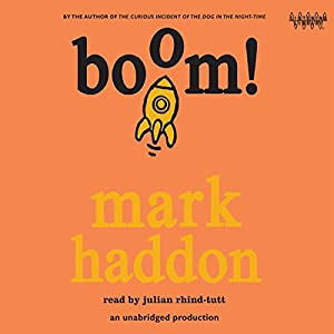 Boom! Audiobook