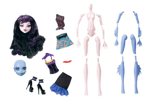 Monster High Create-A-Monster Vampire and Sea Monster Starter Set (Make Your Own Monster High compare prices)