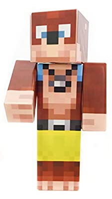 Endertoys - L For Lee - Magic Animal Club - A Minecraft Plastic Toy from Seus Corp Ltd.