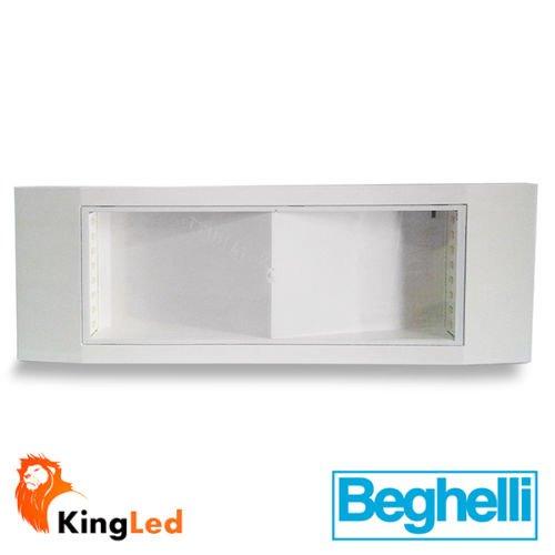 BEGHELLI LAMPADA DI EMERGENZA 11W LED 8H INC IP40 SE BEGHELLI 1499