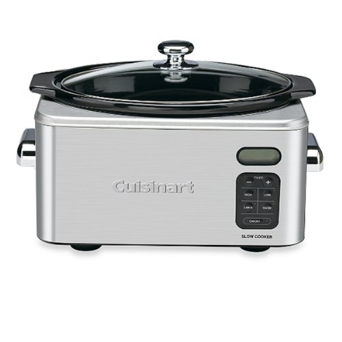 Cuisinart® 6 1/2-quart Programmable Slow Cooker