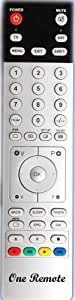 Telecomando di ricambio per MEDION MD5512/A MD5512A COMBI