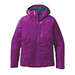 Buy Patagonia Ladies Insulated Torrentshell Jacket Ikat Purple Small by Patagonia
