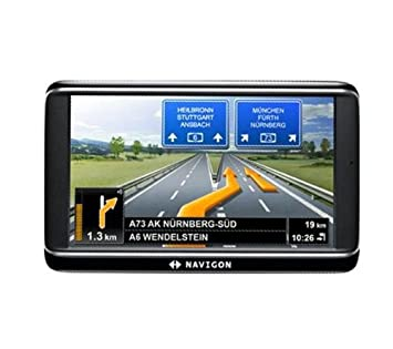 "Navigon 40 Premium Live GPS Europe (43 Pays) Ecran 4,3"" TMC"