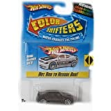 Hot Wheels Color Shifters Car Dodge Charger Srt8 (Hot Rod To Rescue Rod)