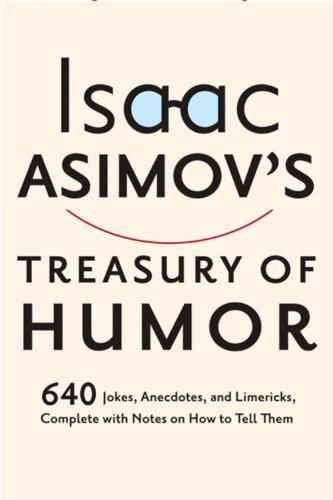 Isaac Asimov'S Treasury Of Humor front-832928
