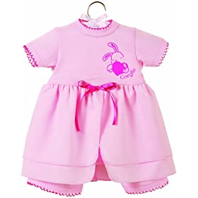 Corolle Mon Premier 12-inch Fashions Pink Dress Set
