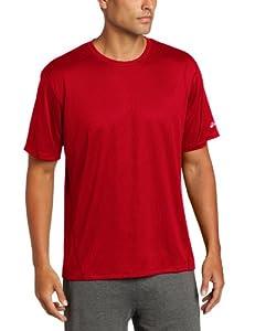 Asics Men's Core Short Sleeve Tee, XX-Large, Brick