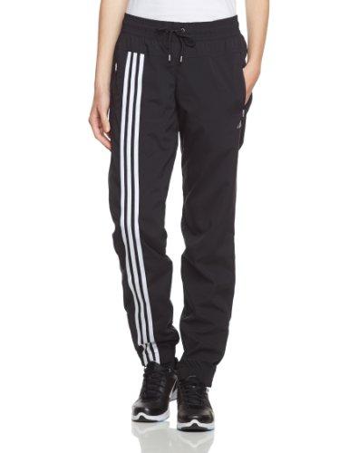 kelud Geschäft: Adidas Damen Hose CCT 3S, SchwarzWeiß, 40